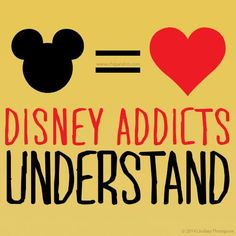 Are you a Disney Addict? Come be counted!