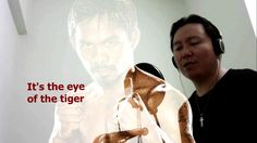 "A song Tribute to Manny Pacquiao - ""People's Champ"" - Eye of the Tiger by Survivor cover by StrumCharm Manny Pacquiao, Champs, Acoustic, Songs, Eyes, Cover, Youtube, People, Fictional Characters"