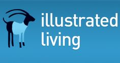 Illustrated living  URL: www.illustratedliving.co.uk