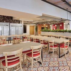Scanform (@scanform.design) • Fotos y vídeos de Instagram Y Food, Food Court, Instagram, Table, Furniture, Home Decor, Wellness, Restaurants, Decoration Home