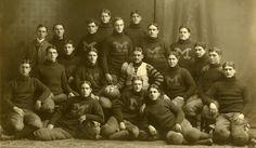 1899 Michigan Wolverine Football Team