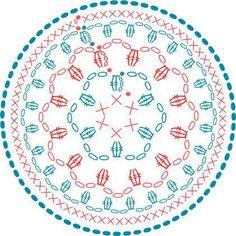 99 Besten Mandalas Häkeln Bilder Auf Pinterest In 2018 Crochet