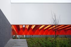 Galeria - Escola Secundária Garcia da Orta / Bak Gordon Arquitectos - 6
