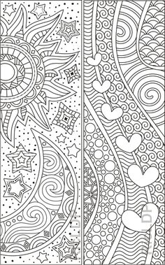 coloring pages to print Abstract Design Coloring Bookmarks Coloring Mandalas Quote Coloring Pages, Mandala Coloring Pages, Free Coloring Pages, Coloring Books, Coloring Bookmark, Doodle Coloring, Kids Coloring, Coloring Sheets, Pattern Coloring Pages