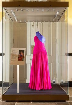 Princess Diana Dresses, Catherine Walker, Pink Gowns, Prom Dresses, Formal Dresses, Lady Diana, Ball Gowns, Chiffon, How To Wear