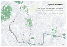 水と緑の回廊 渋谷川 建築学会設計競技 模型制作 | 物語を届けるしごと