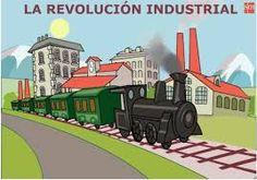 nube de letras de la revolucion industrial en español - Buscar con Google