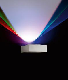 A rainbow at night - Vision of Delta Light