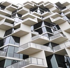 Museum Architecture, Concept Architecture, Amazing Architecture, Architecture Details, Modern Architecture, Residential Building Design, Residential Complex, Residential Architecture, Facade Pattern