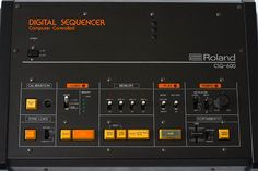MATRIXSYNTH: Roland CSQ-600 digital sequencer for analogue synt...