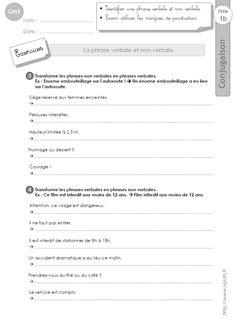 Lire un tableau - Cm1 - Exercices à imprimer | Exercice ...