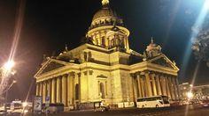 São Petersburgo  (Rússia ) by night
