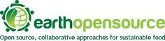 earth open source logo with strapline