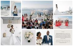 New feature in Americas leading multicultural wedding magazine. The Summer issue. A big thank you @munaluchibride Wedding planner @thebridalconsultants Flower designs @weddingwishsantorini Bridal gown design @yemikosibah Grooms suit @jackbunneys Wedding venue @santo_wines Wedding reception @oceanids_estate  #nigerianwedding  #realwedding #realemotions #weddingday #bride #bridalgown #veil #weddingstyle #weddingmoments #truemoments #weddinginsantorini #destinationwedding #santoriniphotographer…