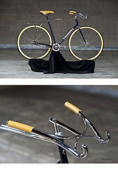 NAHBS 2013 Award Winner: Cherubim Bicycle handles