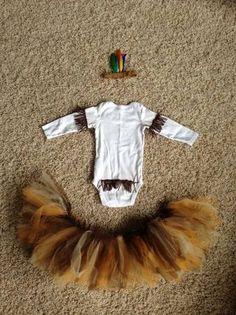 indian tutu costume