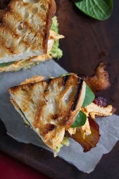 Bacon and Sriracha Chicken Sandwich - Aida Mollenkamp @aida amira Mollenkamp // Pairs Well With Food