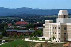 James Madison University, Harrisonburg, Virginia