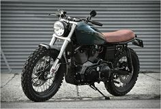 Harley Davidson Sportster 1200 - Scrambler