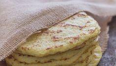 Cauliflower Tortillas Paleo Grain Free Gluten Free