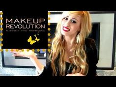 MAKEUP REVOLUTION | Worth the Hype or Overrated? ❤ -- DYNA Makeup Videos, Makeup Tips, Beauty Makeup, Eye Makeup, Makeup Storage, Makeup For Brown Eyes, Makeup Revolution, Make Up, My Style