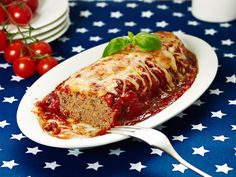 Perinteinen jauhelihamureke saa uutta makua, kun se tehdään italialaiseen tyyliin. Tarjoile mureke spagetin tai perunoiden kera.