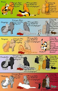 I disagree with Firestar, Graystripe, Berrynose, and Thistleclaw. X)