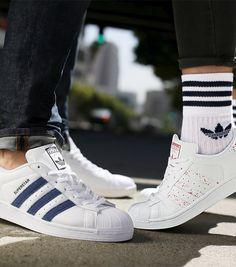 879b0d3d7baa99 Der »Superstar«-Sneaker von adidas Originals ist ein angesagter  Freizeitschuh für modebewusste Träger