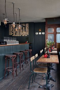 Bethnal Green boozer strips back on gimmicks, putting classic design and great beer centre-stage...