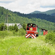 .. , Bieszczady (Kolejka bieszczadzka, Bieszczady / Fot. Shutterstock