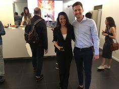 Our export manager, Meggy Mastella. #MastellaDesign #mdw2016 #milandesignweek #milano #Fuorisalone2016 #salonedelmobile #cocktail #opening