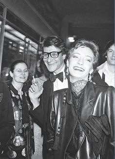 loulou on Pinterest | Yves Saint Laurent, Muse and Work Chic