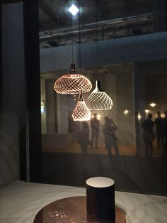 Limpid Light By Studio VANTOT Euroluce 2017 Milaan Salonedelmobile Design Verlichting Eikelenboom Hanglamp Led Hollandslicht Dutchdesign