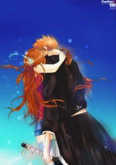 IchiHime - Agonizing relations by ~FlairMatriX on deviantART