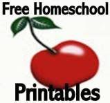 free printables blog #homeschool
