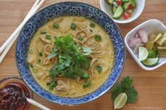 Khao Soi -- crockpot version