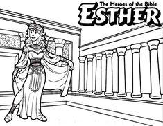 esther bible bible bible crafts
