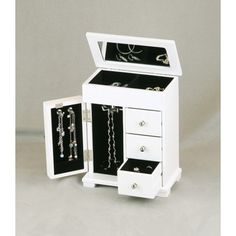 Teen Jewelry Box Alluring Teen Jewelry Box  Jewelry Boxes  Pinterest  Teen Jewelry Design Decoration