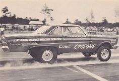 old drag car   History 64/65 Comets old drag cars lets see pictures - Page 13 - THE H ...
