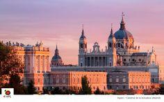 Catedral de la Almudena #spain #madrid