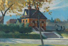 Bologna. Edward Hopper a Palazzo Fava. Galleria fotografica