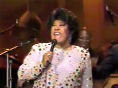 """Ruth Brown """"If I Can't Sell It..."""" live television appearance 1989"""