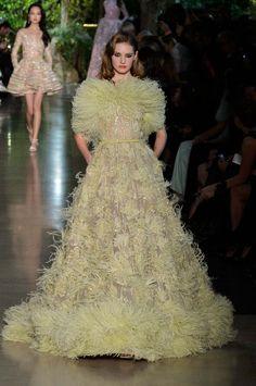 Elie Saab Couture S/S 15   Harper's Bazaar