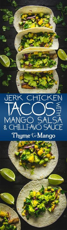 Make this Taco Tuesday the best one yet and combine the flavours of Mexico with the aromas of a Caribbean-inspired Jerk spice rub!