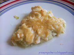 Zapiekana młoda kapusta/Baked cabbage