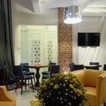 Cafe Bar Design Cafe Bar, Mirror, Interior Design, Furniture, Home Decor, Nest Design, Coffee Cozy, Home Interior Design, Interior Designing