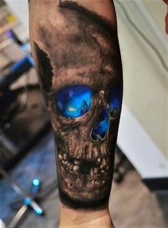 Amazing work! Love the blue... Mr. Numb is the World No.1 Numbing Cream - www.beyondtattoos.co.uk