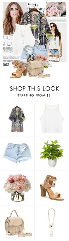 """""""kimono - Yoins"""" by yexyka ❤ liked on Polyvore featuring OBEY Clothing, Oris, Diane James, yoins and yoinscollection"""