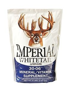 Whitetail Institute 3006 MineralVitamin Deer Mineral Supplement 5Pound >>> Be sure to check out this awesome product.Note:It is affiliate link to Amazon.
