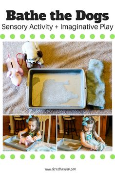 kids and k-9's with Beneful- #ad #NewBeneful #cbias www.akreativewhim.com - pet care role play